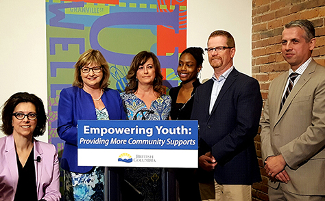 Today, the InnerChange Foundation has the chance to extend its reach, by bringing even more innovative practice to reality –focused now on the youth of our province. This means that vulnerable youth facing addictions and other related health challenges will now find it easier to get quality, integrated care.